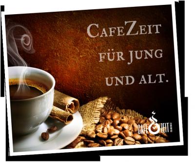 cafezeit | evangelische gemeinschaft heuchelheim, Einladung